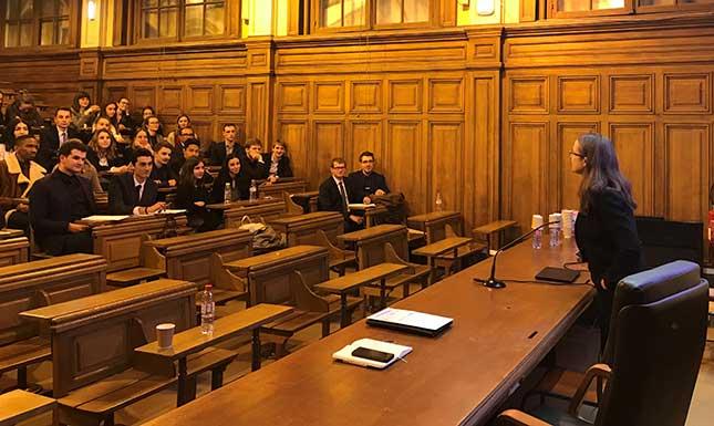Talenz Sofidem à la Sorbonne Experts Comptables